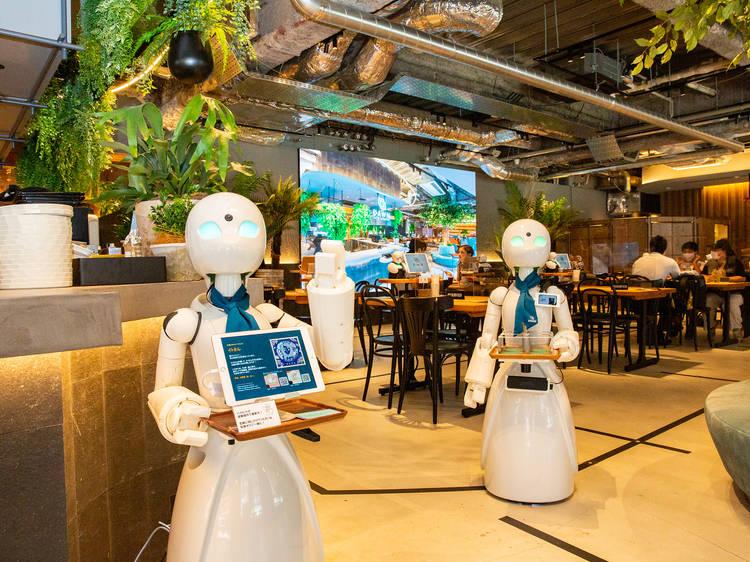 4 ways DAWN Avatar Robot Café is reinventing Tokyo's restaurant scene with robotics