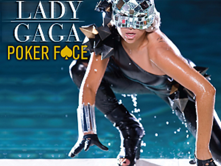 """""""Poker Face"""" by Lady Gaga"""