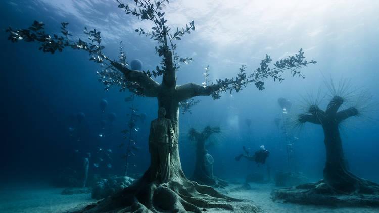 MUSAN underwater museum Cyprus