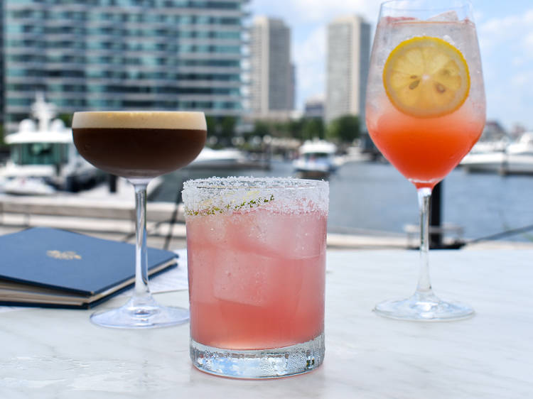 How one Boston bar celebrates those little, sustainable cocktail wins