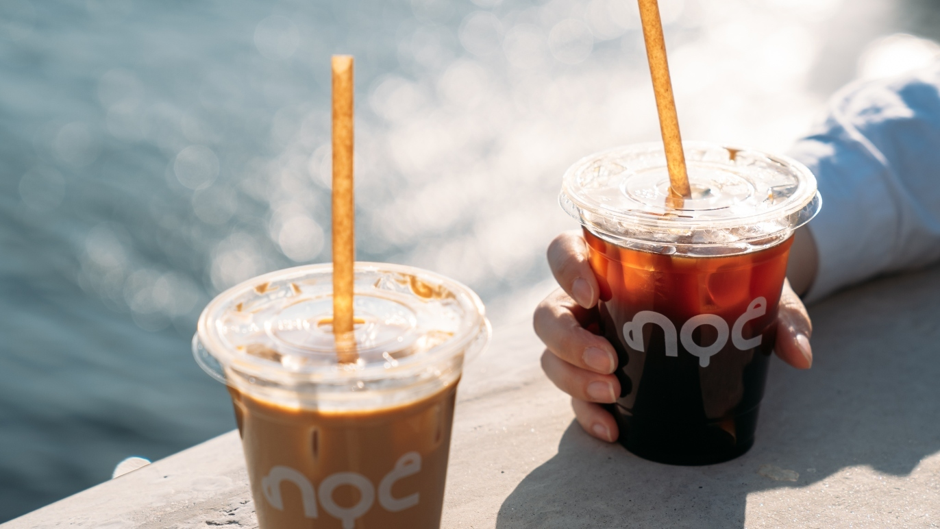 NOC Coffee Co. is giving away free coffee to celebrate its sixth anniversary