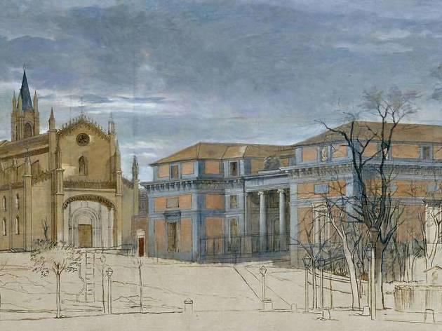 Historia del Museo del Prado y sus edificios (Museo del Prado)