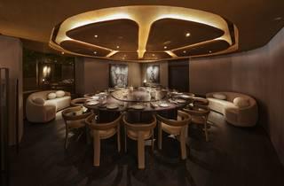 Ami salon round table