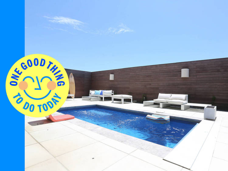 We're calling it: it's still hot pool summer
