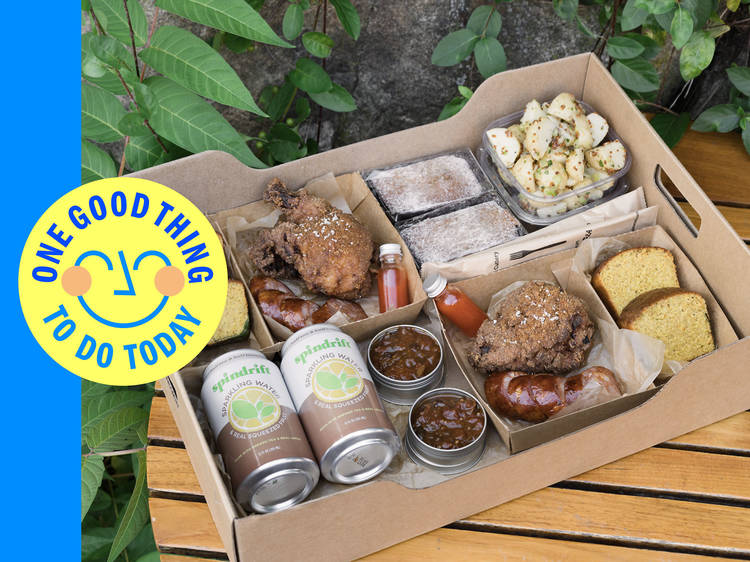 Picnic at Stone Barns Center for Agriculture