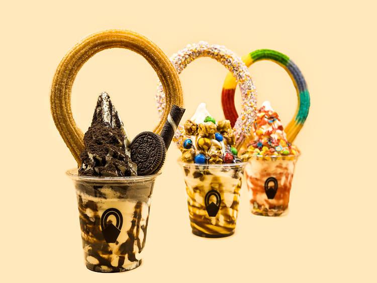 Twist & Buckle:人氣西班牙地道甜品