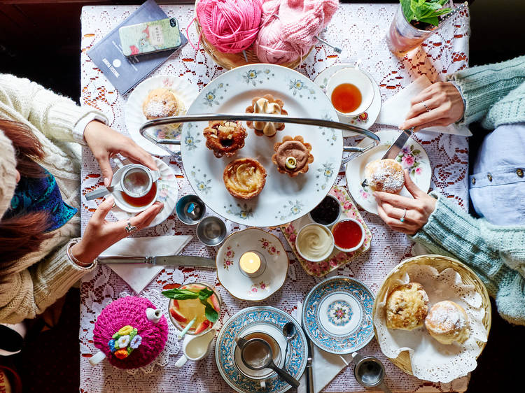 Get fancy with high tea for home