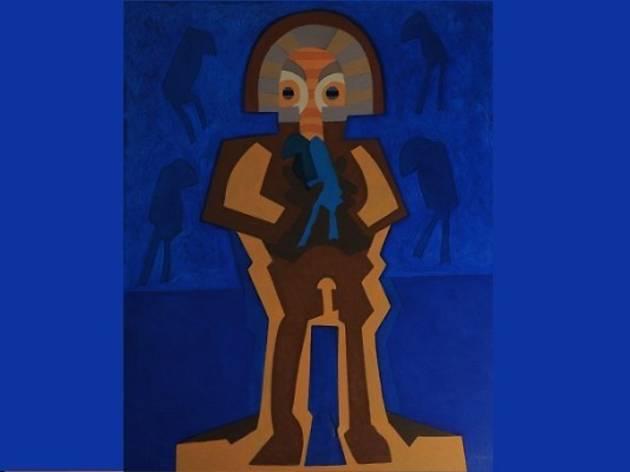 Julio Zachrisson, un artista entre dos orillas (Museo de Arte Contemporáneo)