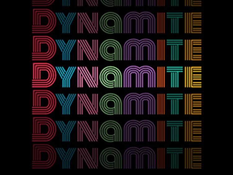 """Dynamite"" by BTS"