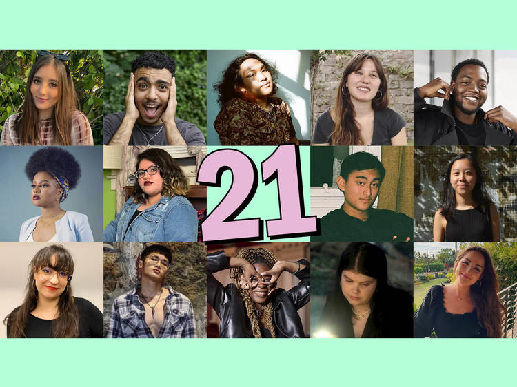 This is 21: meet Earth's newest adults