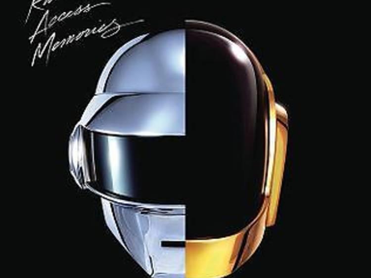 """Get Lucky"" by Daft Punk featuring Pharrell"