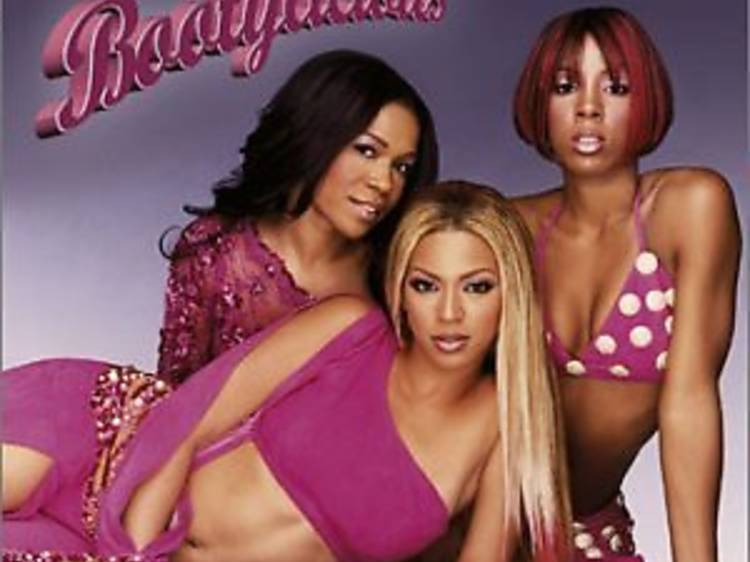 """""""Bootylicious"""" by Destiny's Child"""