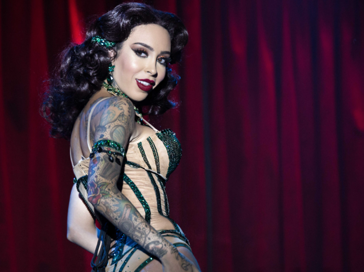 Get tickets to the New York Burlesque Festival