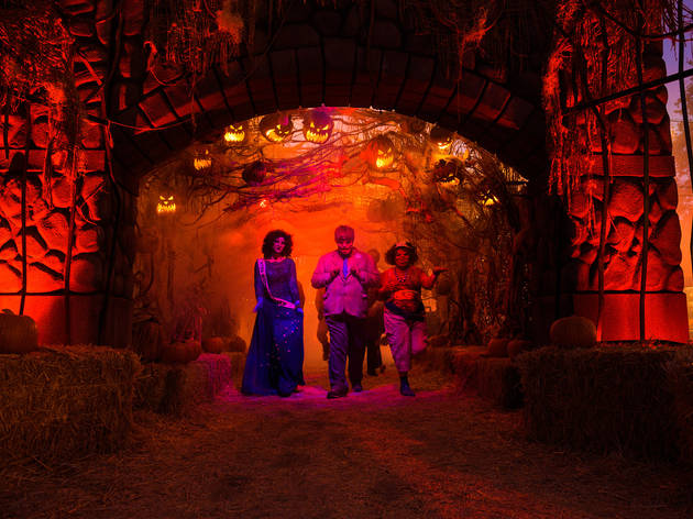 The best haunted houses in L.A. for Halloween scares