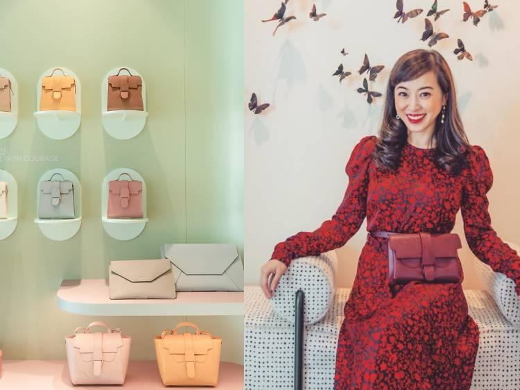 新晉輕奢品牌 Senreve 創辦人以時尚演繹現代女性自主