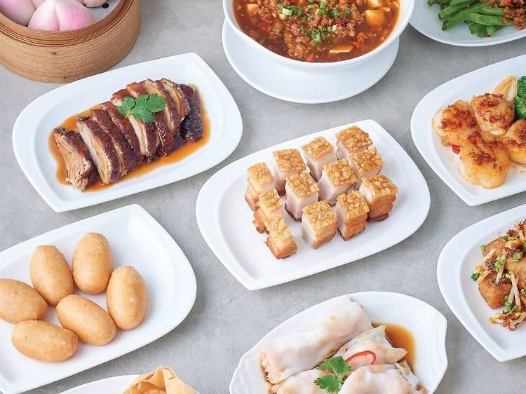 Man Fu Yuan Kitchen