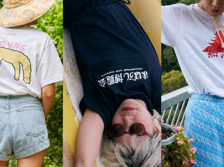 伊豆、観光地のオリジナルTシャツ8選