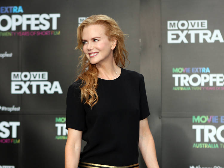 Nicole Kidman spotted in Hong Kong for new Amazon Prime series about expat life in the city