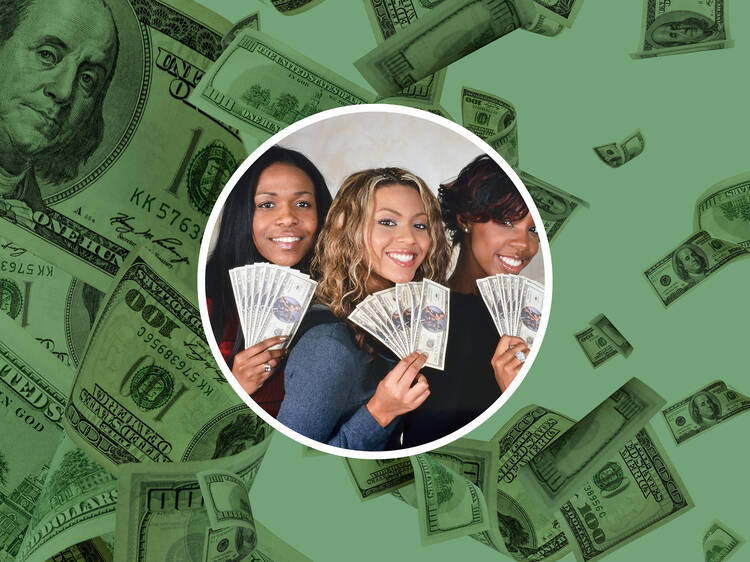 The 21 all-time best songs about money