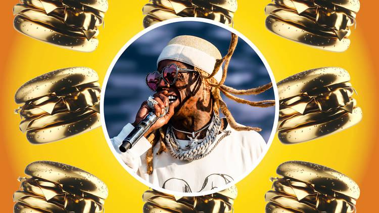 Best rap lyrics about food