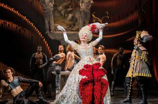 Cinderella, Gillian Lynne Theatre, 2021