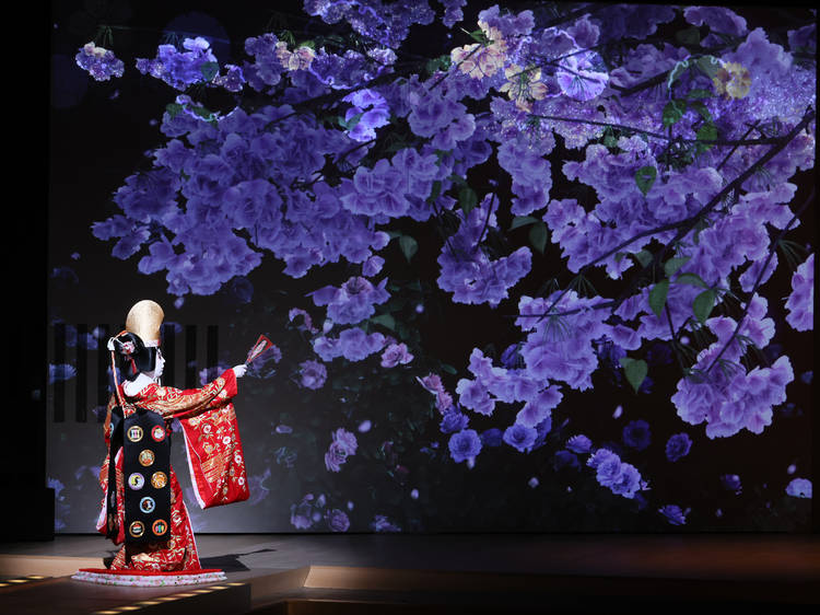 'Moon, Snow and Flowers – Performing Arts Celebrating the Natural Beauty of Japan'