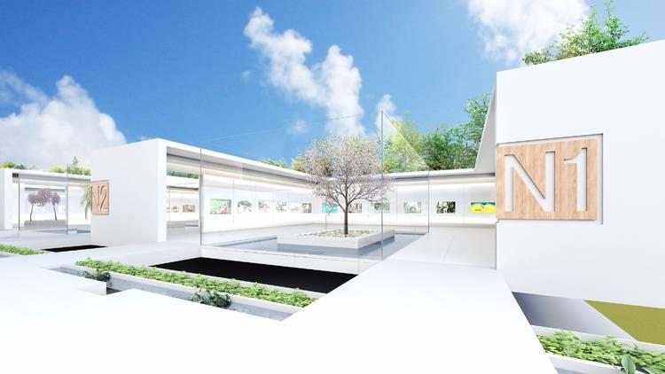 Japan Cultural Expo Virtual Platform