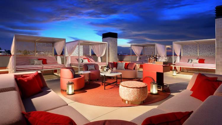 Azotea Hard Rock Hotel