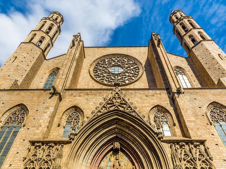 Santa Maria del Mar (1329-83)