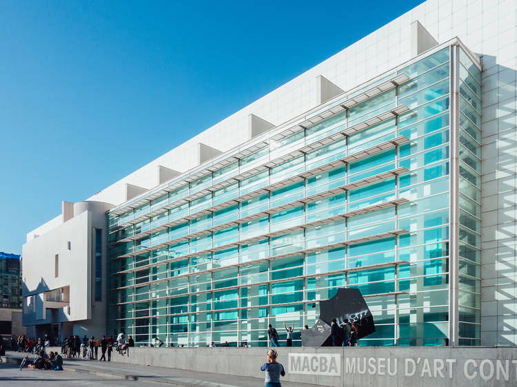 Macba. Museu d'Art Contemporani de Barcelona (1995)