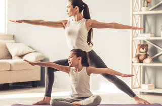 Free Family Yoga Time Out Market