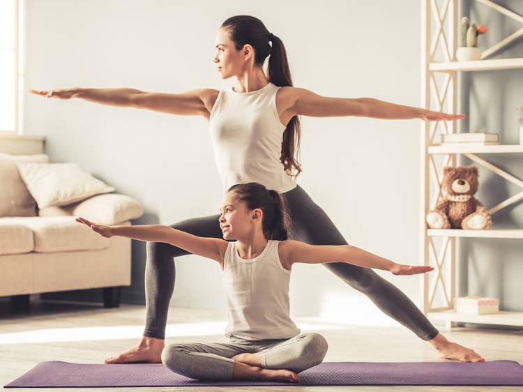 Free Family Yoga Sundays