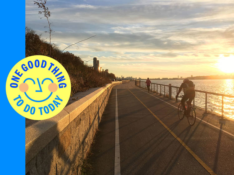 Take the road less traveled on NY's brand-new trail