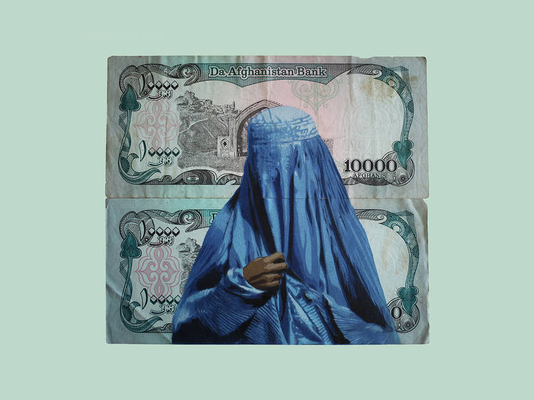 Grab a limited edition print by Archibald finalist Luke Cornish to support Afghan women