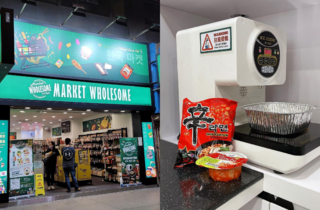 Market Wholesome Korean grocery store