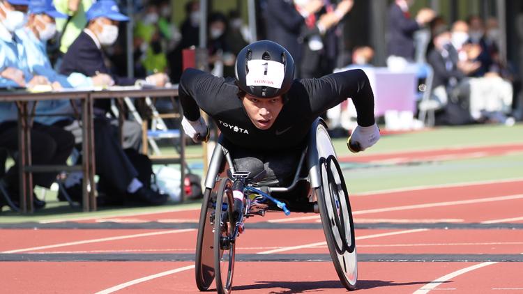 『もっと楽しむ!東京2020パラリンピック マラソン』