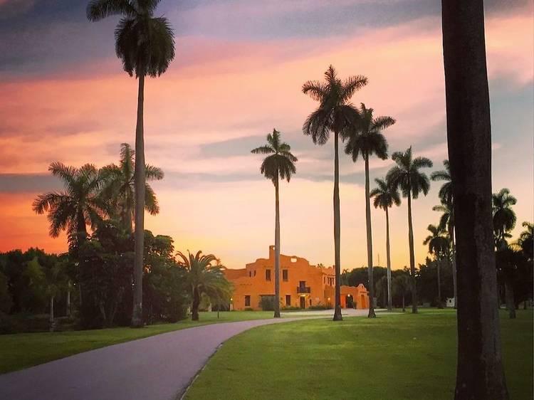 The Curtiss Mansion & Gardens