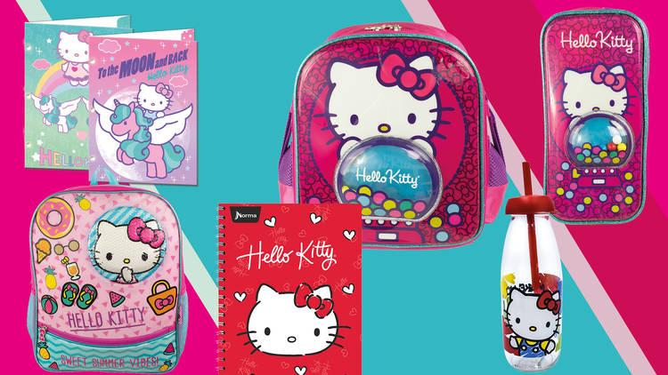 Regreso a clases con Hello Kitty