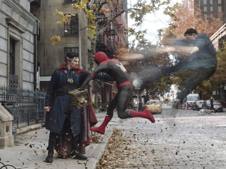Marvel《蜘蛛俠:不戰無歸》首支預告面世!奇異博士、八爪魚博士重磅登場
