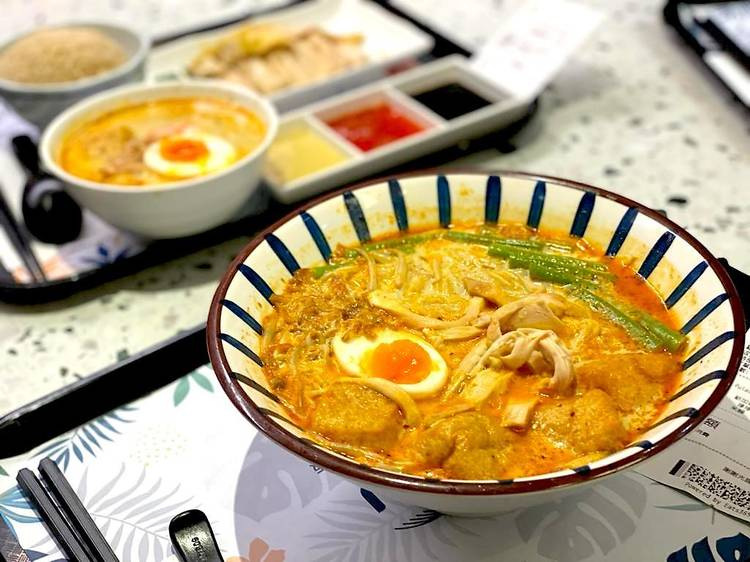 蒲羅:地道新加坡美食