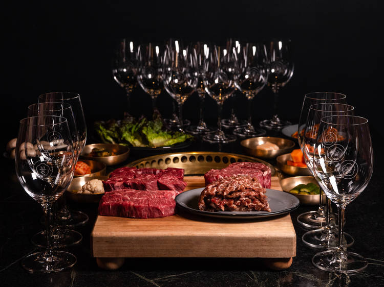 Cote Miami's Somm Supper Series