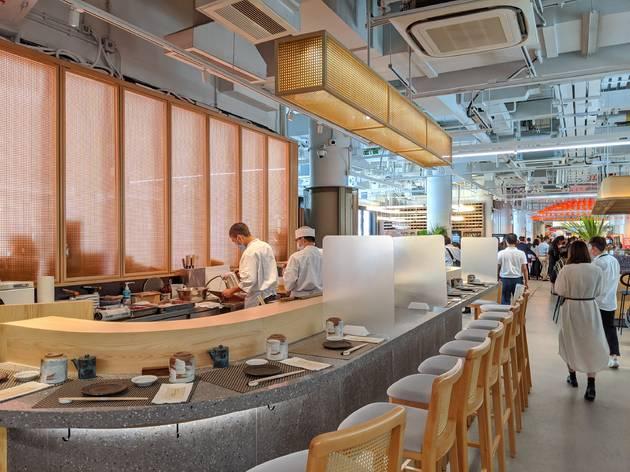 Wako Sake Central
