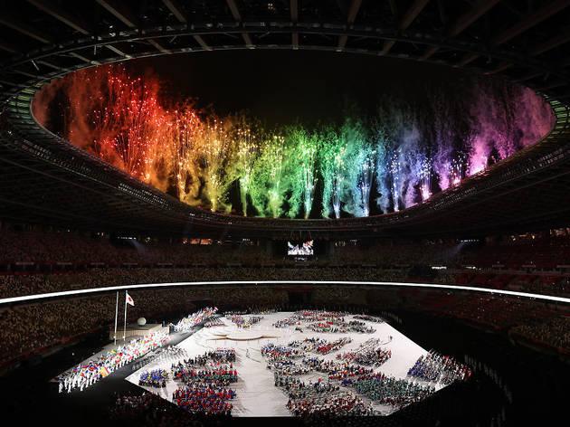 東京パラリンピック開会式、印象的な5つのハイライト