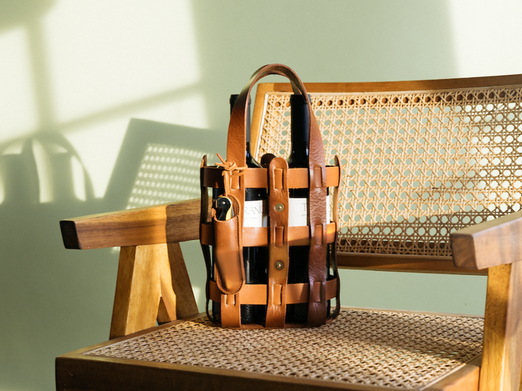 The Wine Tote, WP Standard ($68)