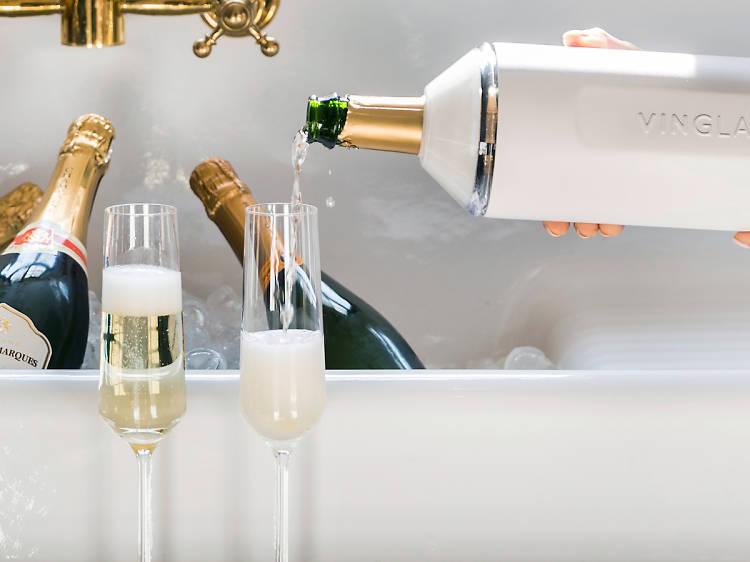 White wine chiller, Vinglacé ($89.95)