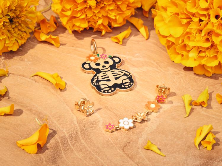 Tous lanza la colección Cachito Mío inspirada en flores mexicanas