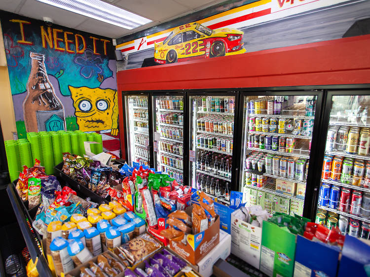 Here's how this gas station secretly became Pasadena's best craft beer destination