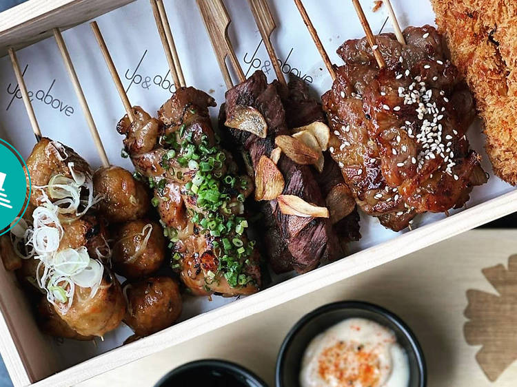 Okura Prestige Bangkok now delivers Japanese-style street food box sets straight to your doorstep
