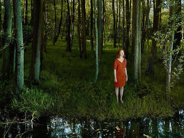 Written in water. Ellen Kooi (Galería Cámara Oscura)