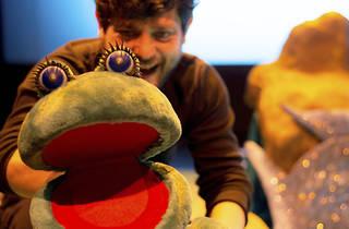 Una rana en la luna (Teatros Luchana)